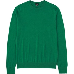 Uniqlo - Extra Fine Merino Crew Neck Sweater