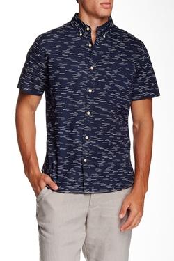 Surfside Supply Co.  - Short Sleeve Regular Fit Print Shirt
