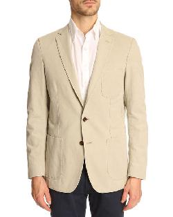 GANT  - Beige Canvas Jacket