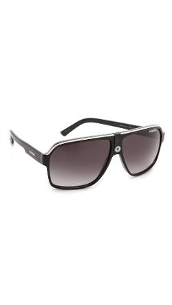 Carrera  - Square Aviator Sunglasses