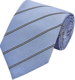 Armani Collezioni - Diagonal Striped Neck Tie