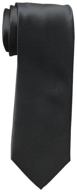 Haggar - Washable Satin Solid Tie