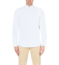 Tommy Hilfiger - Oldport New York-Fit Cotton Shirt