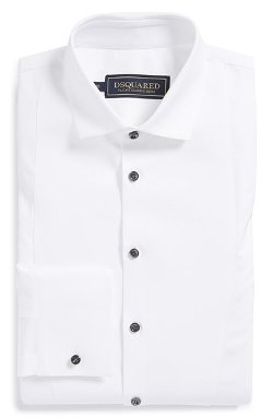 Dsquared - Tuxedo Dress Shirt