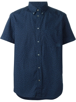 Paul Smith  - Printed Short-Sleeve Shirt