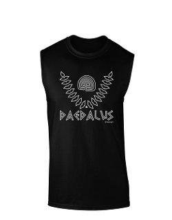 TooLoud  - Labyrinth Daedalus Muscle Shirt