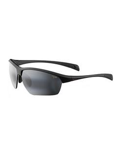 Maui Jim - Semi-Rimless Polarized Sunglasses