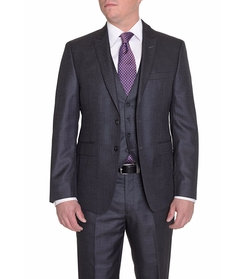 Calvin Klein - Extreme Slim Fit Three Piece Suit