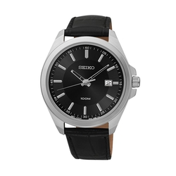 Akribos - Leather Watch