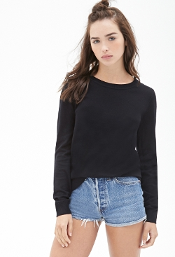 Forever21 - Classic Crew Neck Sweater