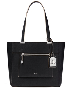 Lauren Ralph Lauren  - Paley Lorraine Shopper Bag