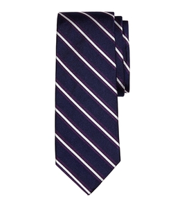 Brooks Brothers - Framed Repp Stripe Tie