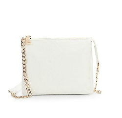 Steve Madden  - Monique Snake-Embossed Crossbody Bag