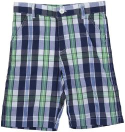 E-Land  - Kids Plaid Shorts