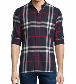 Burberry Brit - Ecclestone Lightweight Check Sport