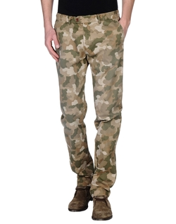 Scotch & Soda - Camouflage Casual Pants
