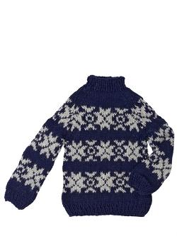 Gudrun & Gudrun - Alpaca Wool Turtleneck Sweater