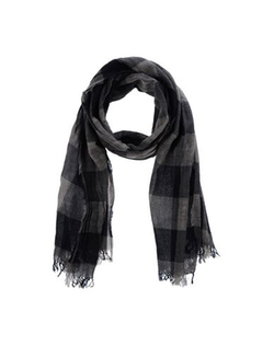 Harris London - Stripe Fringe Scarf