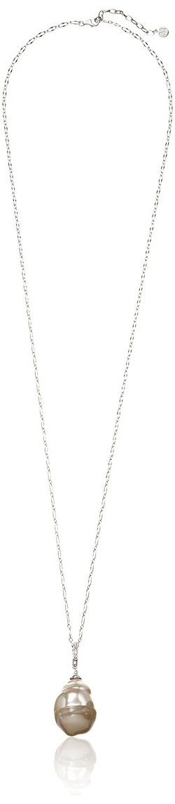 Majorica - Pearl Pendant Necklace
