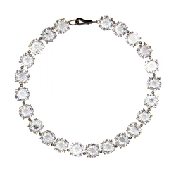 Bottega Veneta - Crystal Necklace