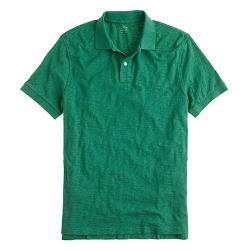 J. Crew - Textured Cotton Polo