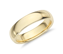 Blue Nile - Comfort Fit Wedding Ring