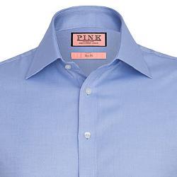 Mulligan - Plain Shirt - Button Cuff