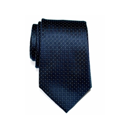 Retreez  - Check Textured Woven Microfiber Tie