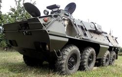 Fabryka Samochodów  - OT-64 SKOT Armored Personnel Carrier
