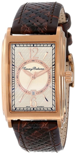 Tommy Bahama - Tank Analog Watch