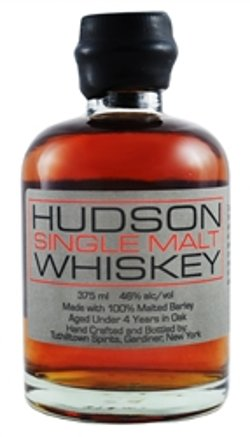 "Tuthilltown Spirits  - ""Hudson"" Single Malt Whiskey"
