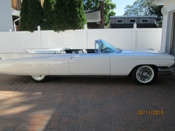 Cadillac  - 1960 Eldorado Biarritz Convertible