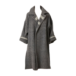 Bill Blass  - Double Face Wool Coat