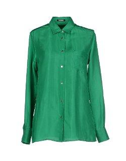 Dirk Bikkembergs  - Long Sleeves, Buttoned Cuffs Shirts