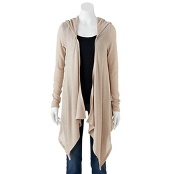 Freshman - Hooded Cardigan