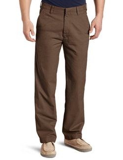 Haggar  - Straight Fit Flat Front Pants