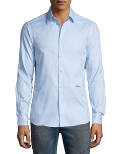 Just Cavalli - Button-Front Dress Shirt