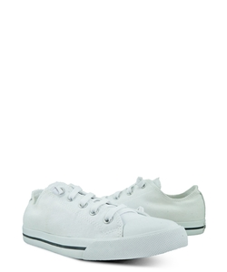 Burnetie - Ox White Sneakers