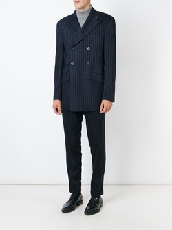Dolce & Gabbana - Pinstriped Suit