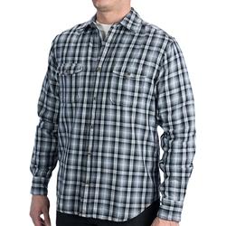 Natural Blue - Midweight Cotton Shirt
