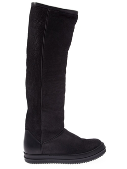 Rick Owens - Knee High Boots