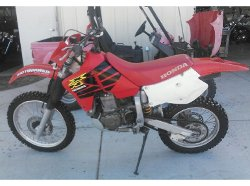 Honda - XR650R Dirt Bike
