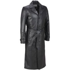 Wilsons Leather - Classic Leather Trench Coat
