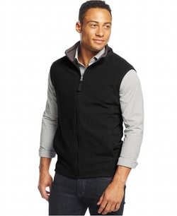 Club Room - Fleece Vest