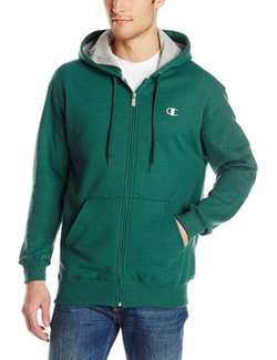 Champion - Full Zip Eco Fleece Hoodie Jacket