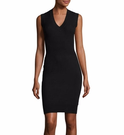 ATM Anthony Thomas Melillo - Sleeveless Stretch Tank Dress
