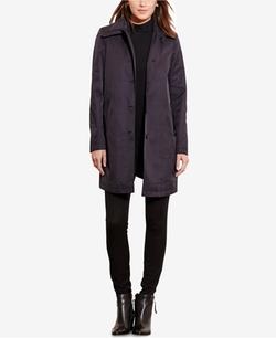 Lauren Ralph Lauren - Single-Breasted Trench Coat