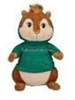 Build A Bear - Alvin And The Chipmunks  Theodore Plush Toy