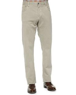 Isaia - Straight-Leg Denim Jeans