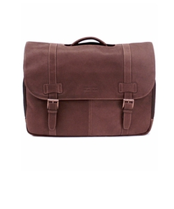 Kenneth Cole Reaction  - Colombian Leather Messenger Bag